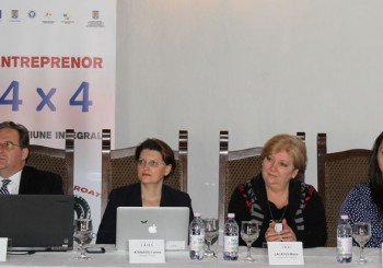 4×4. A 2-a conferinta regionala, la Alba Iulia